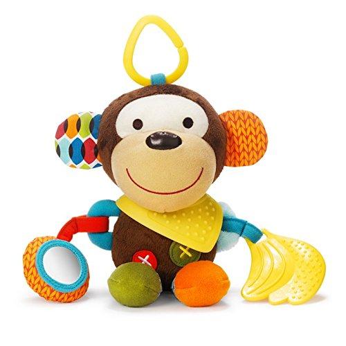 SKIP HOP 布おもちゃ バンダナバディーズ・ストローラートイ/モンキー TYSH306201