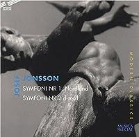 Symfoni Nos.1&2