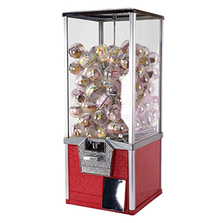 100円硬貨用ガチャガチャボールマシン【SAM80-20M】容量150個