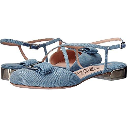 (サルヴァトーレ フェラガモ) Salvatore Ferragamo レディース シューズ・靴 サンダル・ミュール Suede Closed-Toe Sandal [並行輸入品]