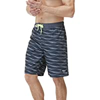 Tesla Men's 6 Inches/11 Inches Swimtrunks Quick Dry Water Beach Bottom