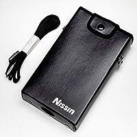 Nissin ニッシンデジタル 革ケース(PS-300/PS-400用) P2007