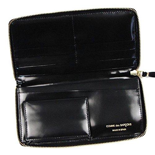 949edb81535a コムデギャルソン)COMME des GARCONS 財布SA0110NE ブラック[並行輸入品 ...