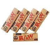 RAW ロー 手巻き用クラシックローリングペーパーシングル70mm シャグ 喫煙具