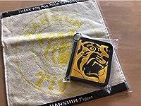 阪神タイガース ファンクラブ キッズ エナメル財布