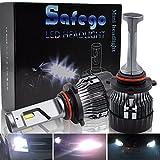 9005 車検対応 LED 車用 一体型 電球 キット hb3 ヘッドライト 60W(30Wx2) 10000ルーメン 高輝度 LED チップ搭載 LEDバルブ 変換 キット 12v 置き換 車 ハロゲン ライト HID 電球 MiniHL-9005