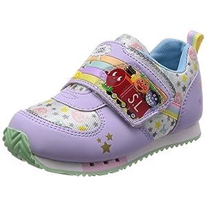 [アンパンマン] 運動靴 通学履き 通園 靴 抗菌防臭 ゆったり APM C145