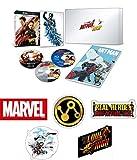 【Amazon.co.jp限定】アントマン&ワスプ 4K UHD MovieNEXプレミアムBOX(数量限定) ステッカー5枚セット [Blu-ray]