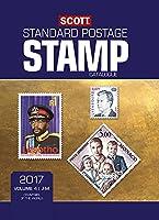 Scott Standard Postage Stamp Catalogue 2017: Countries of the World: J-M (Scott Standard Postage Stamp Catalogue Vol 4 Countries J-M)