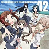 THE IDOLM@STER LIVE THE@TER PERFORMANCE 02  告知入りB2ポスター