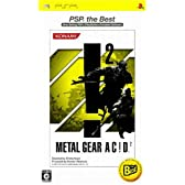 METAL GEAR AC!D 2 PSP the Best
