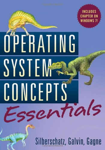 Download Operating System Concepts Essentials 0470889209