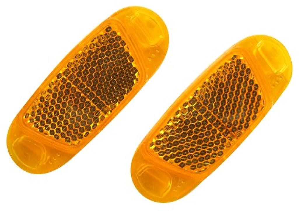 リスナーチャップ実用的自転車 リフレクター スポーク用リフレクター 2個入 41911