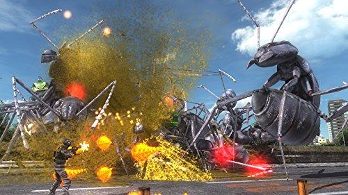 【PS4】地球防衛軍5【初回購入特典】エアレイダー専用「コンバットフレーム ニクス ゴールドコート」がもらえるプロダクトコード 同梱  【Amazon.co.jp限定】オリジナルA6クリアファイル付