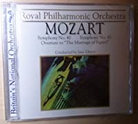 Symphony 40 & 41 / Marriage of Figaro Overture