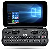 GPD WIN ミニ パソコン GamePad PC Windows10 5.5インチ IPS液晶 1280 x 720 Intel Atom X7 Z8750 4GB+64GB