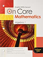 Algebra 1 (On Core Mathematics)