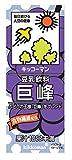 キッコーマン飲料 キッコーマン 豆乳飲料 巨峰 200ml×18本