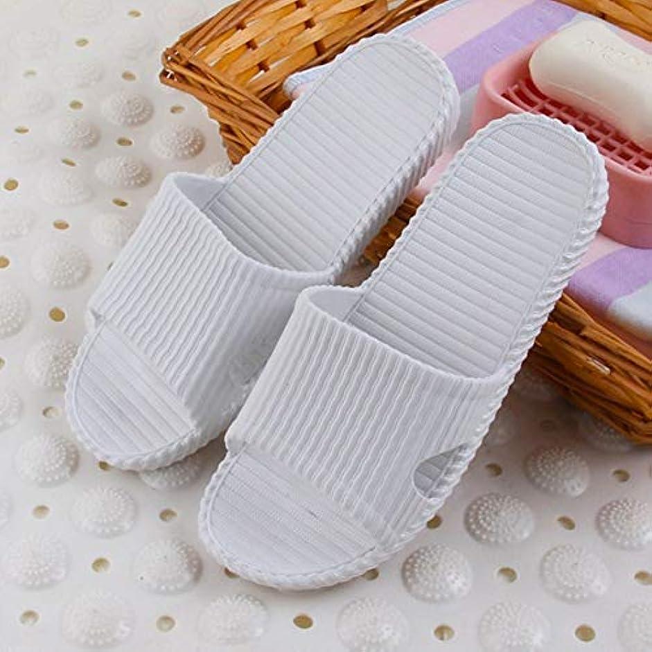 従者食事を調理する隠されたUnisex Women Men Shoes Bathroom Skidproof Flat Sandals Summer Home Bathroom Slippers Casual Indoor Beach Slippers