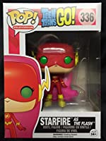 Funko - Figurine Teen Titans Go ! - Starfire as The Flash Exclusive Pop 10cm - 0889698100816
