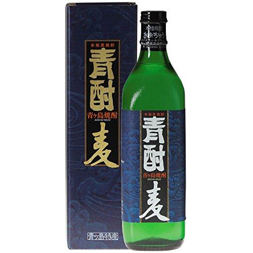 青ヶ島酒造 青酎 麦 35度 700ml  [東京都]