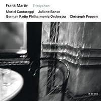 Frank Martin: Triptychon by German Radio Philharmonic Orchestra (2008-11-18)
