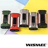 WISMEC 【電池2本付き】 PREDATOR 228 Battery ウィズメック[プレデター228バッテリー] (Orange&Silver)