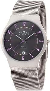 SKAGEN(スカーゲン) 腕時計 Titanium 日本別注 J233XLTTMV メンズ [正規輸入品]
