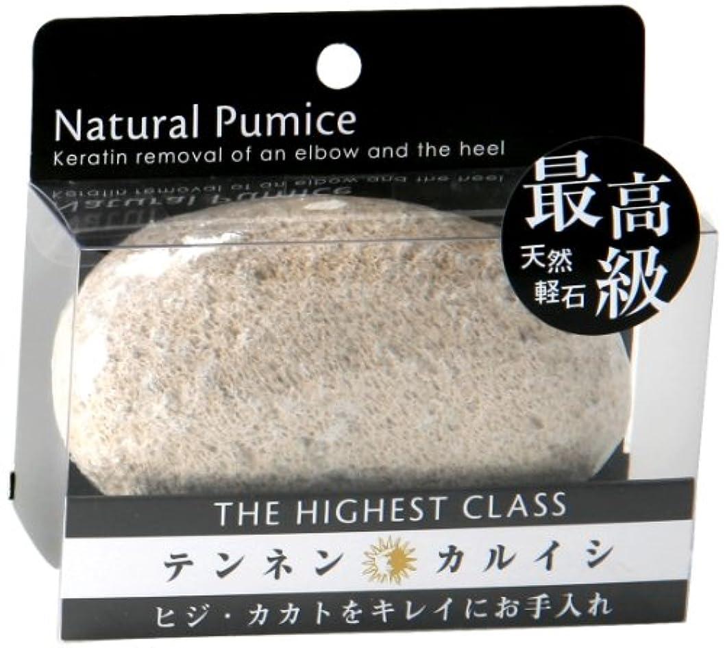 ポータブル増加する朝食を食べる日本興業 最高級 天然 軽石