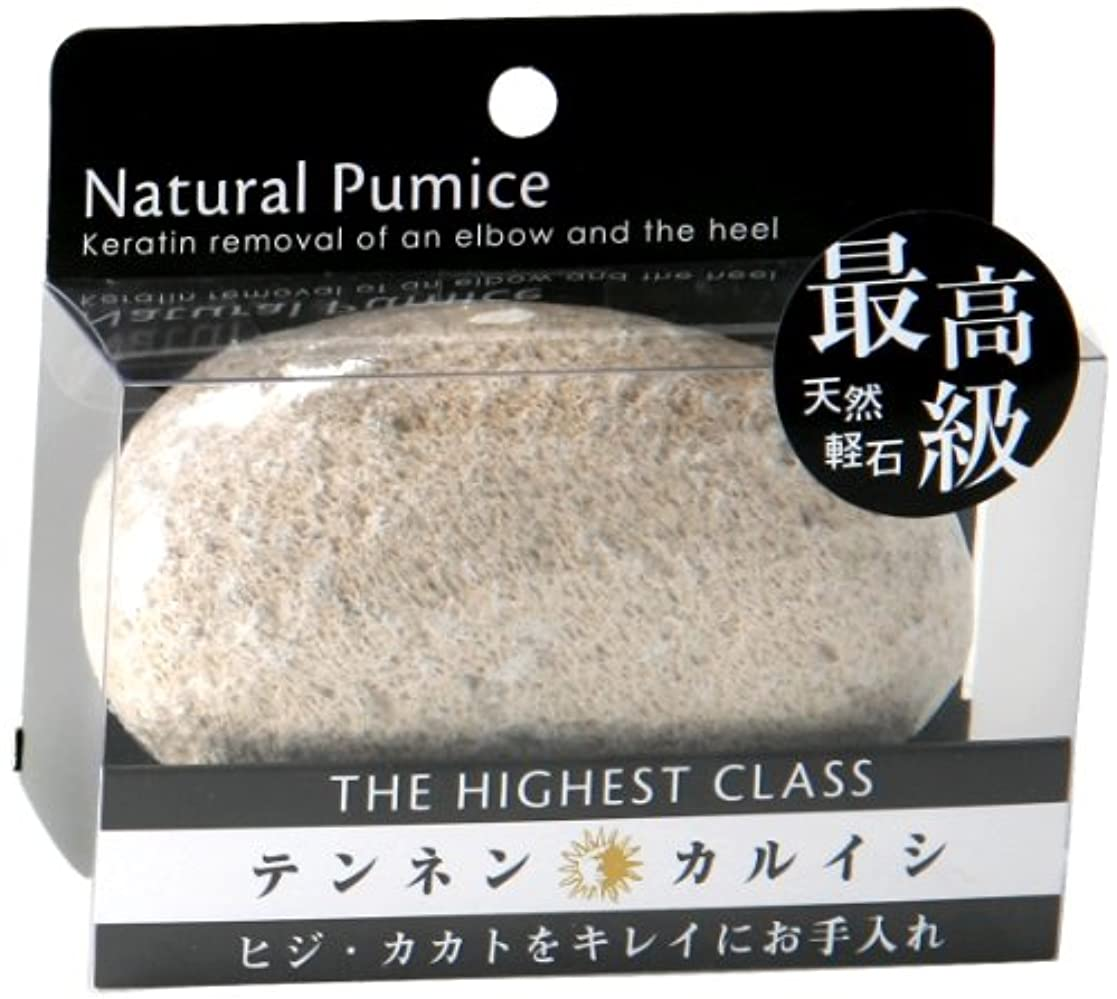 クライアントみなす埋める日本興業 最高級 天然 軽石
