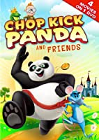 Chop Kick Panda & Friends [DVD]