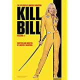 [アクエリアス]Aquarius Kill Bill One Sheet Tin Sign 30128 [並行輸入品]