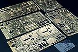 ブレンガン 1/72 L-1049Gスーパーコンステレーション用エッチングパーツセット (エレール用) プラモデル用パーツ HAUBRL72229