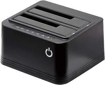 アイネックス クローン対応 USB3.2Gen1 HDD/SSDスタンド HDE-16