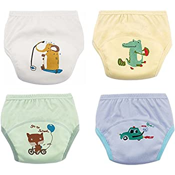 Amazon   トイトレパンツ 子供 中股6層 3枚組 トレーニング パンツ ...