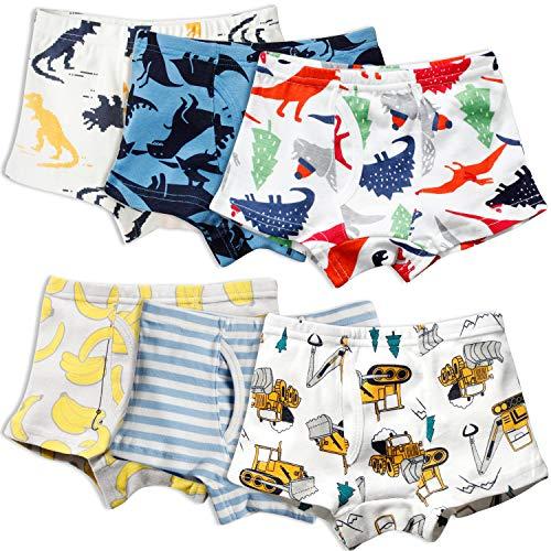 4c3979dc07e615 キッズ パンツ 6枚セット 綿100% 通気 男児 男の子 ボクサーパンツ ボクサーショーツ 幼稚園