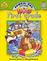 First Grade: Big Pencil Pal