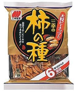三幸製菓 三幸の柿の種 154g