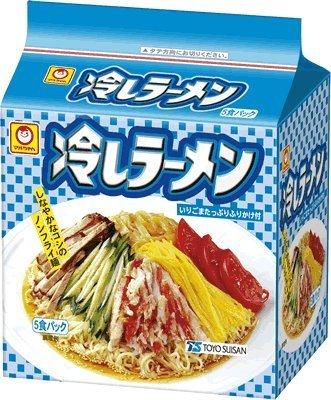 東洋水産『マルちゃん 冷しラーメン』