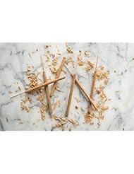 White Sandalwood Incense Sticks - 6 All Natural Hand Rolled Herbal Incense Sticks [並行輸入品]