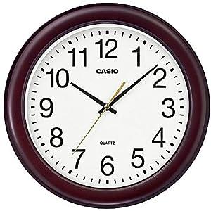 カシオ アナログ掛時計 スムーズ運針 IQ-1...の関連商品5