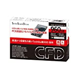 CFD販売 SSD 960GB 2.5inch TOSHIBA製 内蔵型 2.5→3.5inch変換マウンタ付 SATA6Gbps CSSD-S6T960NMG1Q