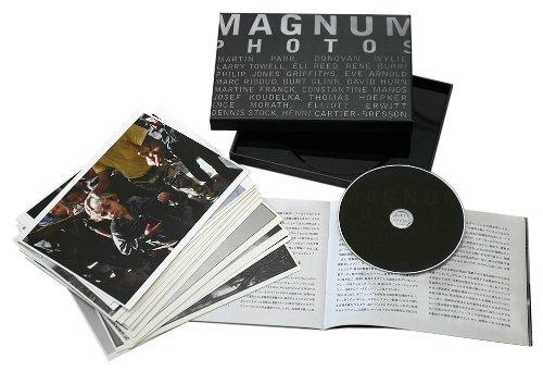 MAGNUM PHOTOS 世界を変える写真家たち [DVD]の詳細を見る