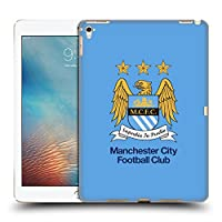 オフィシャルManchester City Man City FC フルカラー・スカイブルー クレスト iPad Pro 9.7 (2016) 専用ハードバックケース