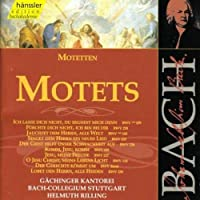 Bach: Motets (Edition Bachakademie Vol 69) /Rilling (1999-03-09)