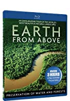 Earth From Above: Preservation of Water & Forests [Blu-ray] [Import]