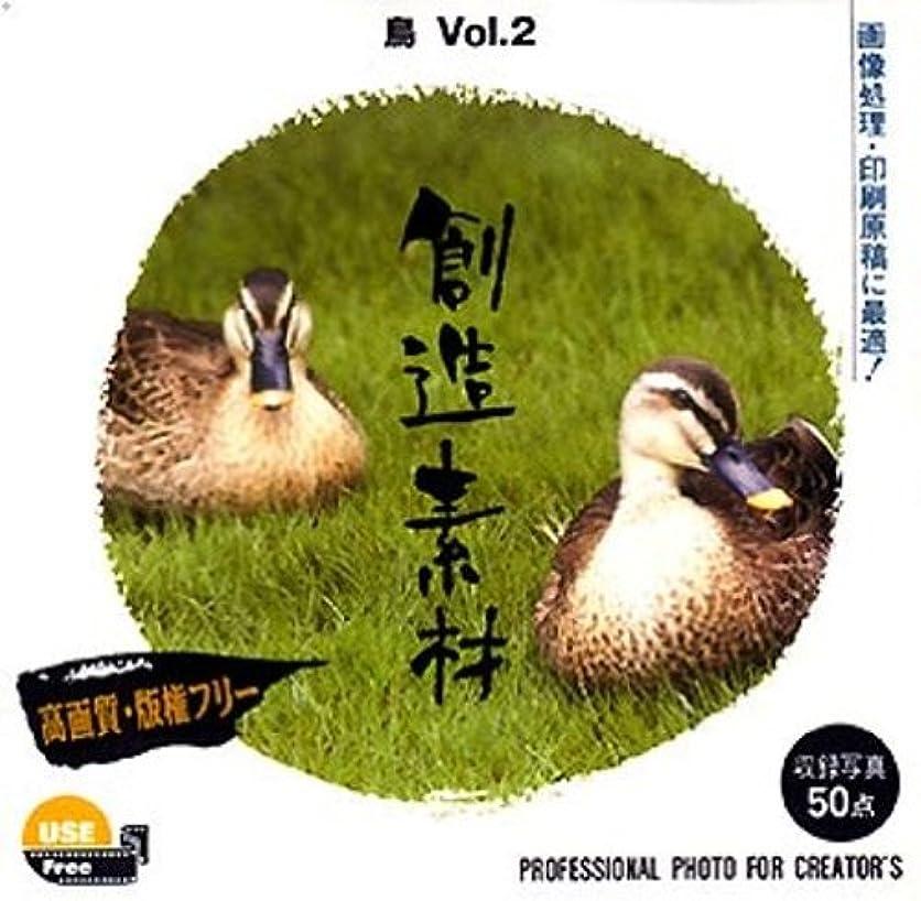 創造素材 鳥Vol.2