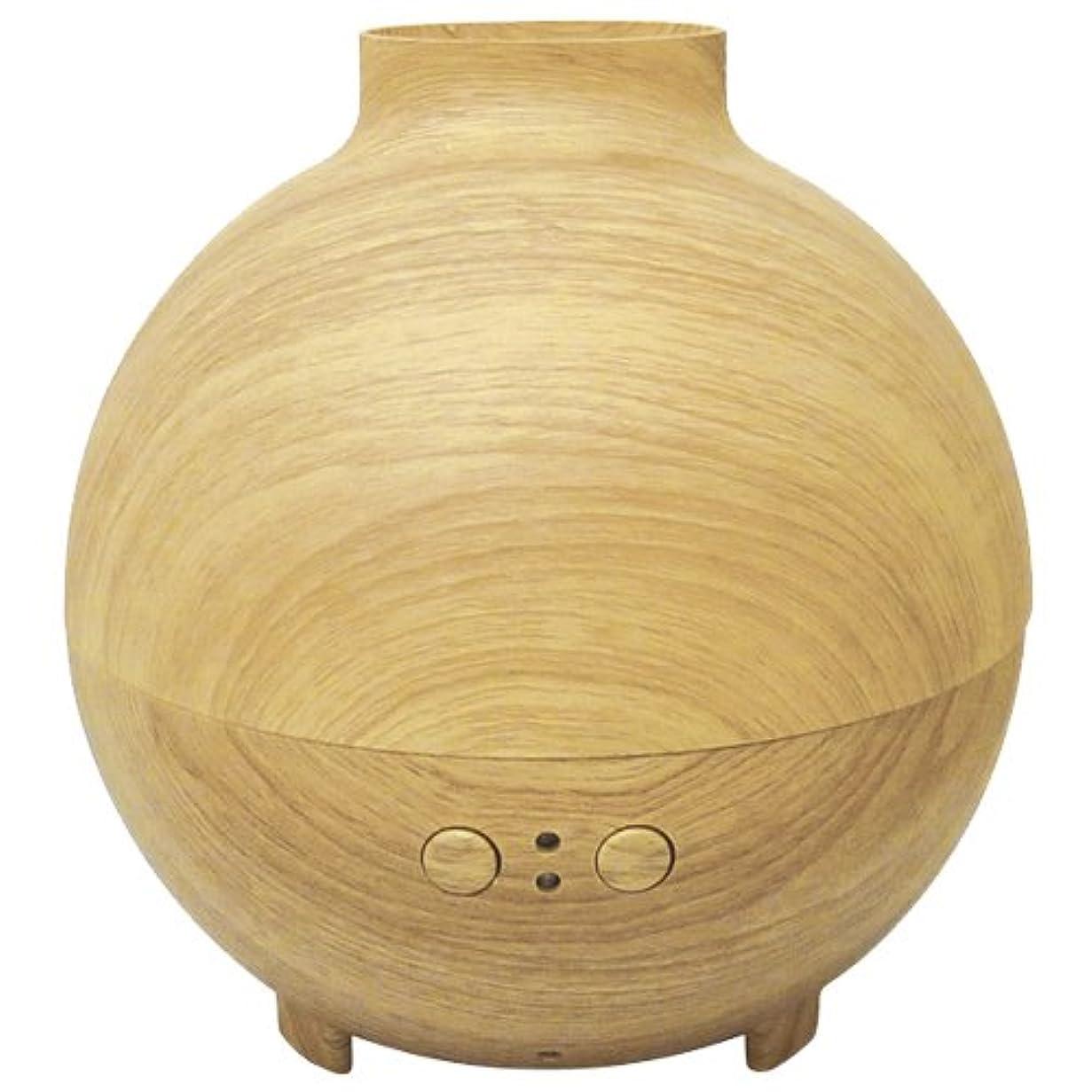 近所の時折メーカーブレイン  木目調加湿器アロマデュフューザー 「Kardia(カルディア)」