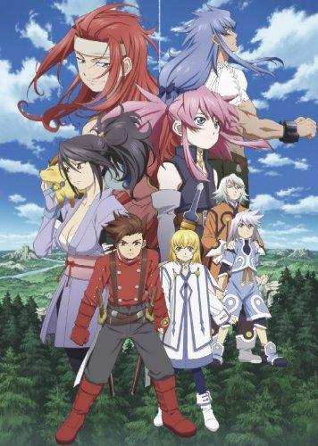 OVA テイルズ オブ シンフォニア THE ANIMATION テセアラ編 DVD 初回限定版 エクスフィア エディション 第1巻