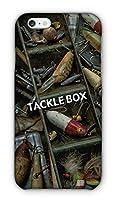 [アングラーズケース] タックルボックス スマホ ケース (商品コード:2015072501)